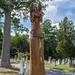 Unleashed - angel - Glenwood Cemetery - 2014-09-14