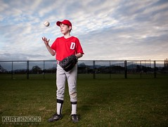 baseball (Kurt Knock) Tags: portrait baseball
