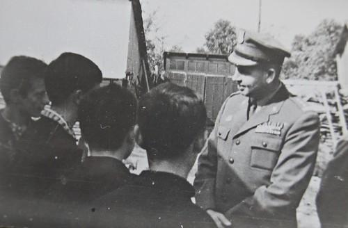Wizyta wojskowa w szkole ZS im. KOP