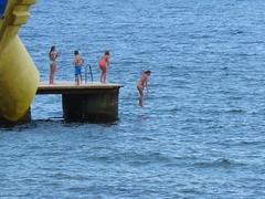 hallfway (brandsvig) Tags: street summer beach skne sweden july balticsea sverige sommar stersjn g11 2014 badbrygga svarte canong11