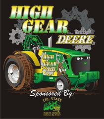 "High Gear Deere • <a style=""font-size:0.8em;"" href=""http://www.flickr.com/photos/39998102@N07/15102584697/"" target=""_blank"">View on Flickr</a>"