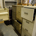 Selection of filing cabinets