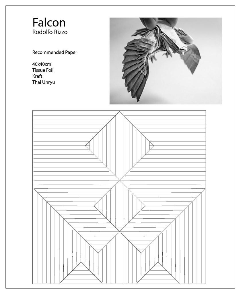 Origami Eagle Origami Eagle Diagram Origami Eagle Instructions Eagle