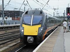 180105 Doncaster 200713 (Dan86401) Tags: 180105 class180 dmu dieselmultipleunit gc grandcentral adelante alstom doncaster 1d93