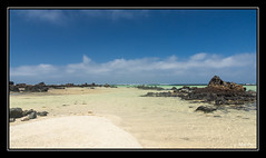 Caleton Blanco - Lanzarote (M@P31) Tags: lanzarote playa paysage canaries espagne plage 2014 ocan lagon orzola rcifs caletonblanco sonya77 sigma1770c