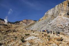 Jalur Pendakian Papandayan
