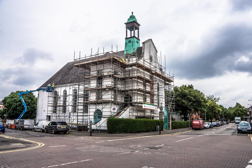 First Church of Christ, Scientist, Belfast Ref-764