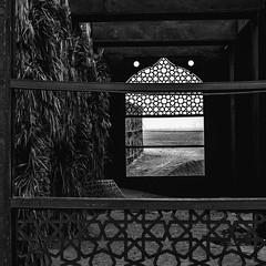 Infinity (mohdakhter) Tags: bw heritage dubai village desert uae babalshams