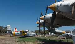Grumman HU-16 Albatros (Angle-of-Attack) Tags: california usa castle museum airplane aircraft aviation air amphibian atwater peacemaker usaf seaplane albatross b36 grumman 2014 convair hu16b theovanvliet 5017163