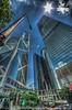 Bank of China Tower, Hong Kong Island (k.jensen) Tags: china sun tower hongkong bank hong kong hdr photomatix