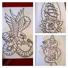 diseos (Yael Bobbio) Tags: tattoo tattoos tattooflash tattooing tatuajes tatuaje draw dibujo drawing diseo design