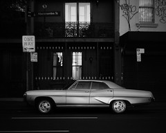 '68 Parisienne (haydnwilliams) Tags: pontiac classiccar vintage vinatgelens sixties xpro1 fujifilm industar69 parisienne