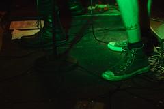 (Caro Blake) Tags: shoes boots punk punks convers tennis concert playlist