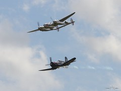 F4U-4 CORSAIR OE-EAS (fab spotter) Tags: f22 corsair b25 avions airshow collection curtiss duxford exterieur gladiator hurricane hlices h75 lightning p51 p40 p38 redbull spitfire t6 usaf ww2 extrieur bearcat
