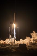 Antares Rocket Launch (NHQ201610170115) (NASA HQ PHOTO) Tags: midatlanticregionalspaceport launch virginia nasawallopsflightfacility antares rocket orbital5resupplymission orbital orbitalatk wallopsisland va usa nasa patrickblack