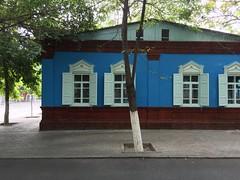 Travel in Yining (Xue Rui) Tags: xinjiang yining china 2016 iphoneography iphone 6s windows doors walls ethics muslim residence summer