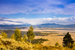 early fall divide (Christian Collins) Tags: teton plain t2i golden fall
