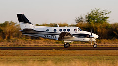 PR-JBV (MuBasseto) Tags: beechcraft king air c90 twin engine aircraft