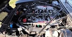 Jaguar sport conversion: Series XJ engine bay (Pim Stouten) Tags: arden british car auto wagen pkw vhicule macchina burgzelem engine motor moteur triebwerk jaguarsport v12 53 jag jaguar