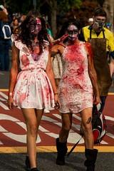 Blood Vogue (d3vic3s) Tags: zombie women