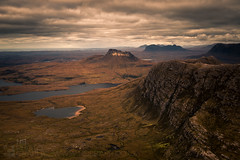 Stac Pollaidh (GenerationX) Tags: airdofcoigach antsail assynt barr beinnnancaorach beinnaneoin canon6d coigach culbeag culmor drumrunie enardbay inverpollyforest lochbadaghaill lochlurgainn lochosgaig lochandearg mealldearg neil scotland scottish sgorrdeas sgorrtuath sgurranfhidhleir stacpollaidh suilven calm clouds dusk evening lakes landscape lochs lowcloud mountains panorama sea sky water unitedkingdom gb