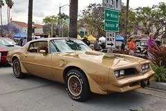 13th Annual Culver City Car Show (USautos98) Tags: 1978 pont pontiac firebird transam
