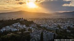 ... (TALOS300) Tags: sonya6000 sonyilce6000 sonyalpha6000 grecia greece puestadesol sunset sun atenas athens landscape