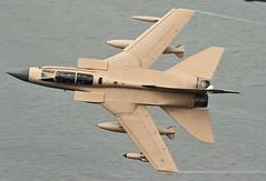 OVER THE WATER (Dafydd RJ Phillips) Tags: gr4 tornado granby 1991 storm desert operation iraq level low loop mach marham raf zg750