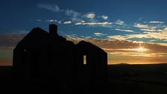 Llannerchymedd sunset (John Elfryn Owen) Tags: llannerchymedd sunset stunning sillouette