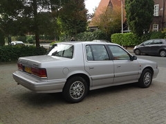 Chrysler Saratoga 3.0 1991 Naarden (willemalink) Tags: chrysler saratoga 30 1991 naarden
