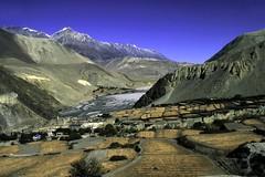 KAGBENI --NEPAL [ Explore ] (lupus alberto) Tags: nepal circuitoannapurna mustang himalaya