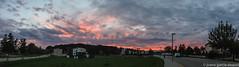 Crepsculo en Girona (xania.g) Tags: crepsculo sunset twilight girona atardecer