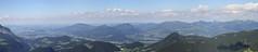 panoramique depuis le nid d'aigle (fab spotter) Tags: kehlsteinhaus nid daigle extrieur paysage