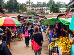 Kalaw food market (mathias.moeller) Tags: market myanmar shanstate shan trekking backpacking asia southeastasia food colors