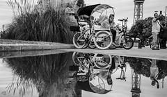 mirror (phalessiaballestro) Tags: reflexes mirror streetphotography street black blackandwhite backlight white barcelona nikon nikonitalia nital nikkor nikonlovers photography photo contrast
