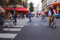 capturing motion Paris CyclingUnites City Street City Street Large Group Of People Blurred Motion Transportation Traffic Crowd Road City Life Travel Destinations People Motion Outdoors Rush Hour Speed Tree Urgency Horizontal Person Eye4photography  Street (dinalfs) Tags: paris cyclingunites citystreet city street largegroupofpeople blurredmotion transportation traffic crowd road citylife traveldestinations people motion outdoors rushhour speed tree urgency horizontal person eye4photography streetphotography