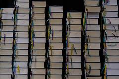 Gesangbcher / Hymnbooks (Werner Schnell Images (2.stream)) Tags: ws hymnbooks gesangbcher book books buch bcher church kirche nrnberg