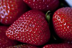 Strawberries (dleany) Tags: 100mmf28l 5dmkii macro strawberries