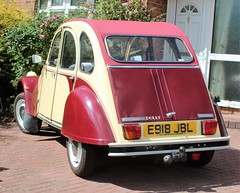 E918 JBL (Nivek.Old.Gold) Tags: 1988 citroen 2cv6 special dolly 602cc theforgemotorco cookham