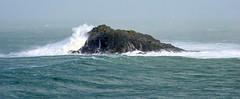 CORNWALL, JANUARY 2014 (PROMIGEO) Tags: storm gale crantock westpentire gooserock