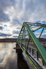 Frenchtown Bridge (Andrew Herter Photography) Tags: frenchtown nj new jersey
