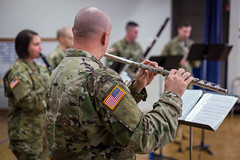 SFC Leake (armymusichawaii) Tags: education music wheeler woodwind hawaii