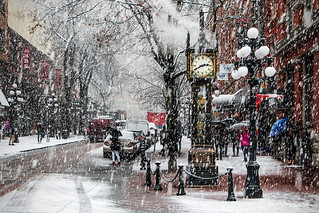 Glorious Gastown 🎩�� Vancouver, BC