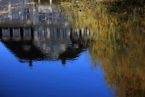 "Dorfteich - Herbst • <a style=""font-size:0.8em;"" href=""http://www.flickr.com/photos/69570948@N04/30675928912/"" target=""_blank"">Auf Flickr ansehen</a>"