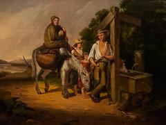 """North Carolina Emigrants: Poor White Folks"", James Beard, 1845 (Joey Hinton) Tags: olympus omd em1 cincinnati art museum mft m43 microfourthirds 1240mm f28"