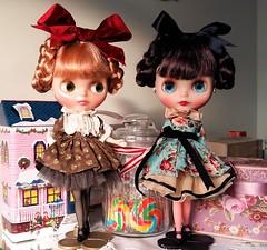 Sisters (Sindy Poodle) Tags: blythedoll blythe