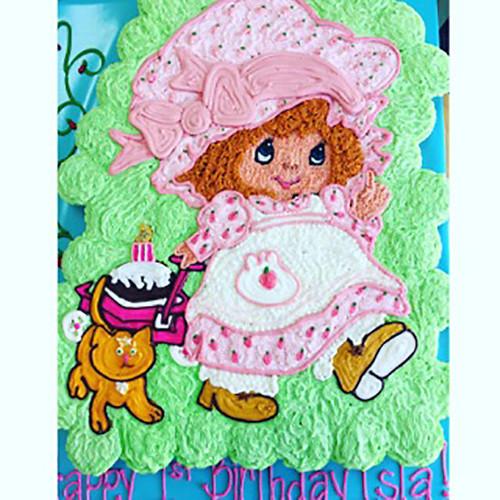 357-polkatots cupcake cakes