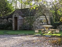 5809 Chalet in the garden at The Pheasant Inn (Andy - Busyyyyyyyyy) Tags: 20161110 bhday13 broughholiday ccc chalet garden ggg harome thepheasantinn yorkshire