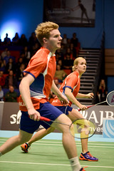 NBLmatch-5100-0339 (University of Derby) Tags: 5100 badminton nbl sportscentre universityofderby match
