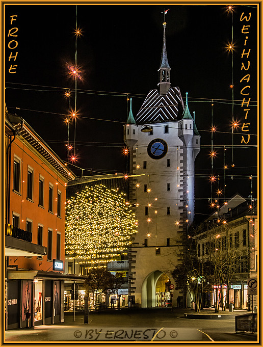 Moderne Weihnachtsbeleuchtung.The World S Best Photos Of Aargau And Omd Flickr Hive Mind